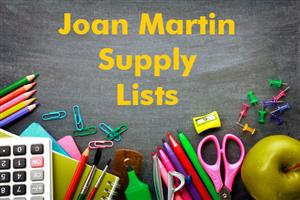 Supply Lists JM